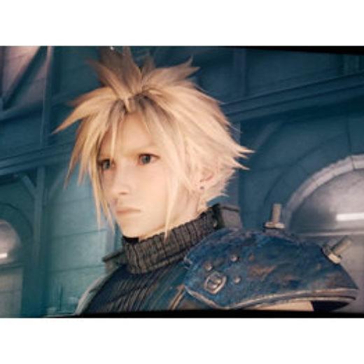 テレビゲームの画面